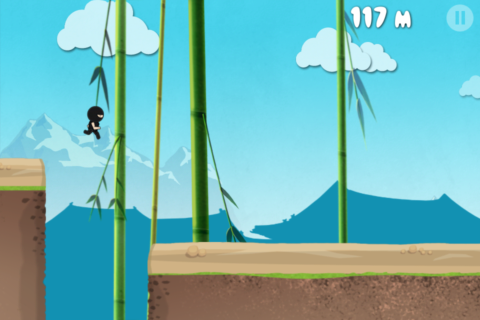 Screenshot Run Ninja Run