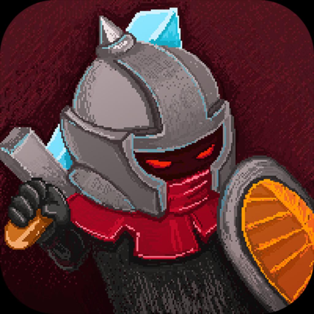 Пиксельный Рыцарь